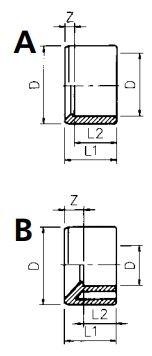 ABS-REDUCING-BUSH-Diagram