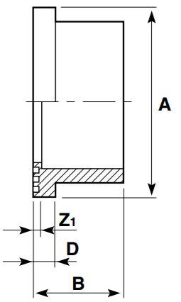 AirLine-Stub-Flange-Diagram