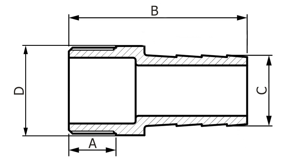 pvc-hose-tail-diagram