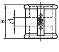 Malleable Iron Socket
